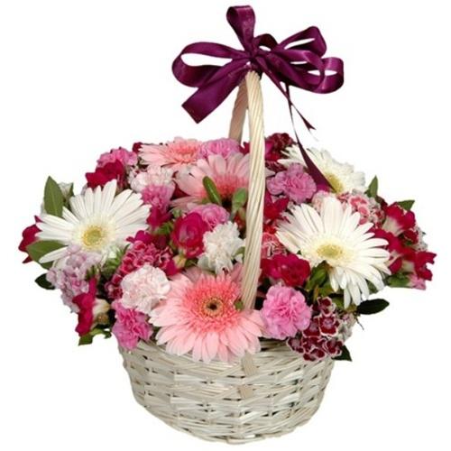 gerbera buket Sepette Kır Çiçekleri