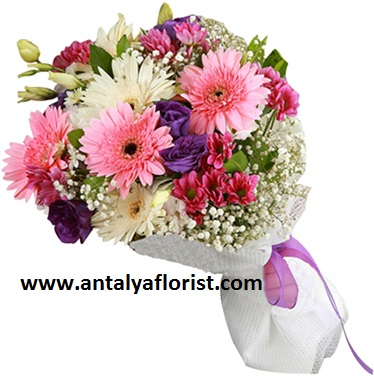 antalya flowers shop Mix Bouquet